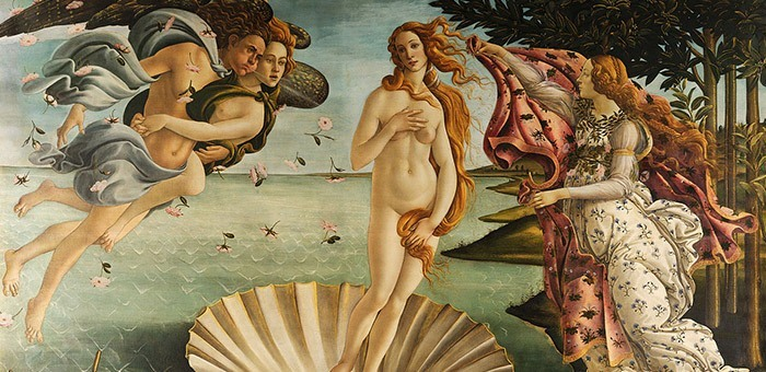 nea acropoli botticelli birth venus