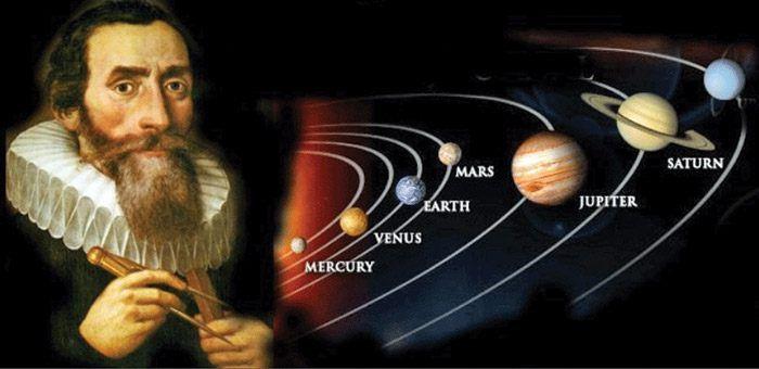Γιοχάνες Κέπλερ, 1571-1630 μ.Χ. (Johannes Kepler)