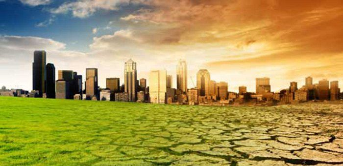 Αύξηση Θερμοκρασίας και Κλιματολογικές Αλλαγές