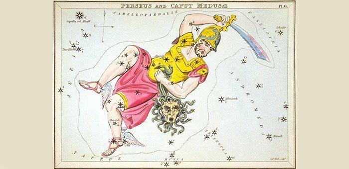 Μύθοι των Αστερισμών: Περσέας