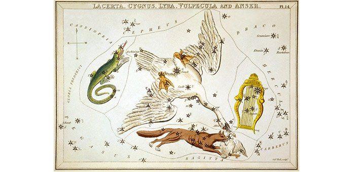 Μύθοι των Αστερισμών: Λύρα