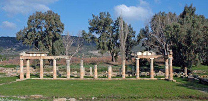 Βραυρώνα - ο Θεοφιλέστατος Τόπος
