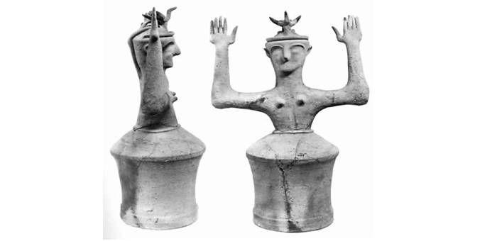 Η λατρεία της Θεάς Μητέρας στην Μινωική Κρήτη