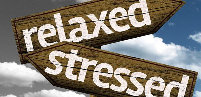 Χαλάρωση και διευθέτηση του άγχους