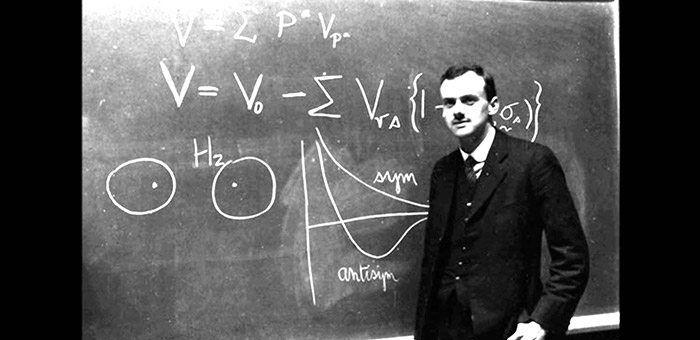 Πολ Ντιράκ, 1902- 1984 (Paul Dirac)