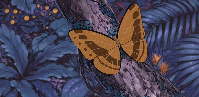 butterfly soul