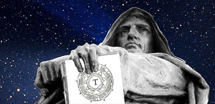 Τζορντάνο Μπρούνο - «Για τη Μαγεία»