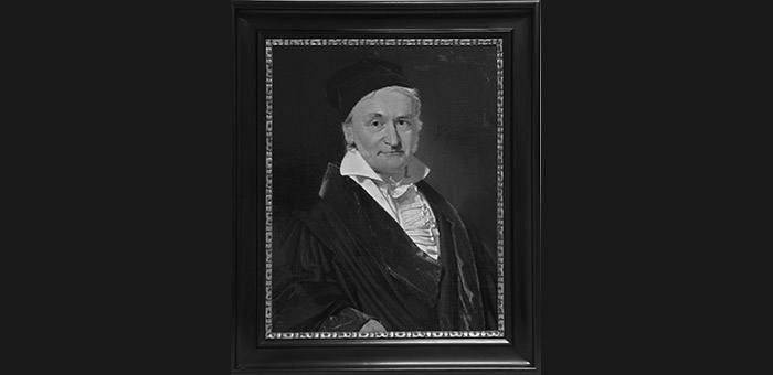 Γκάους, 1777-1855 (Gauss)