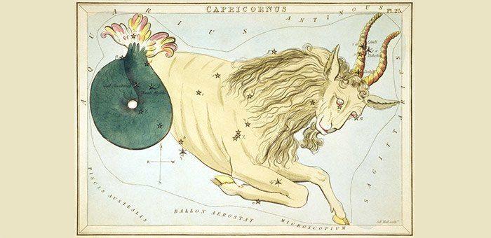Μύθοι των Αστερισμών: Αιγόκερως
